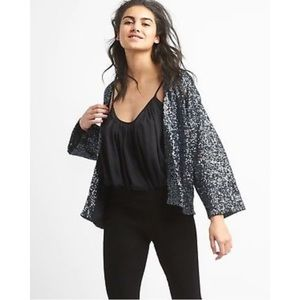 Gap Sequin Jacket